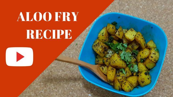 Aloo Fry| आलू फ्राई |Potato Fry | Alu Fry| crispy aloo fry|Indian Potato...