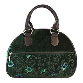 This exquisite handbag is the ultimate winter accessory.