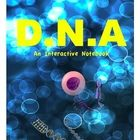 DNA INTERACTIVE NOTEBOOK, 57 pages, DNA, DNA REPLICATION, Deoxyribonucleic acid, genes, chromosomes, genetics, genetic variation, RNA, transcriptio...