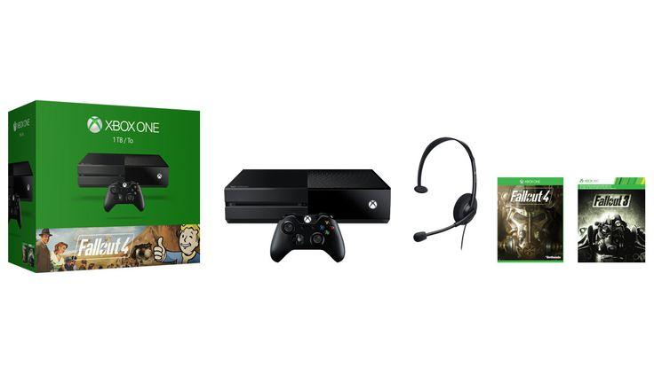 Fallout 4 Bundle| Xbox - Jeff