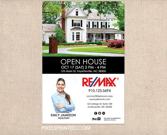 how to do an open house for real estate