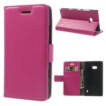 Custodia Nokia Lumia 930 Book Portafoglio Rosa € 9,99