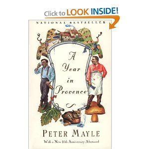 A Year in Provence: Peter Mayle