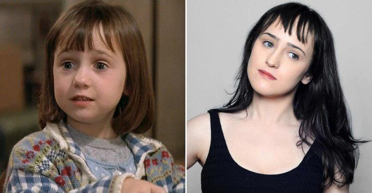 Pin for Later: Mrs. Doubtfire: Where Are They Now? Mara Wilson