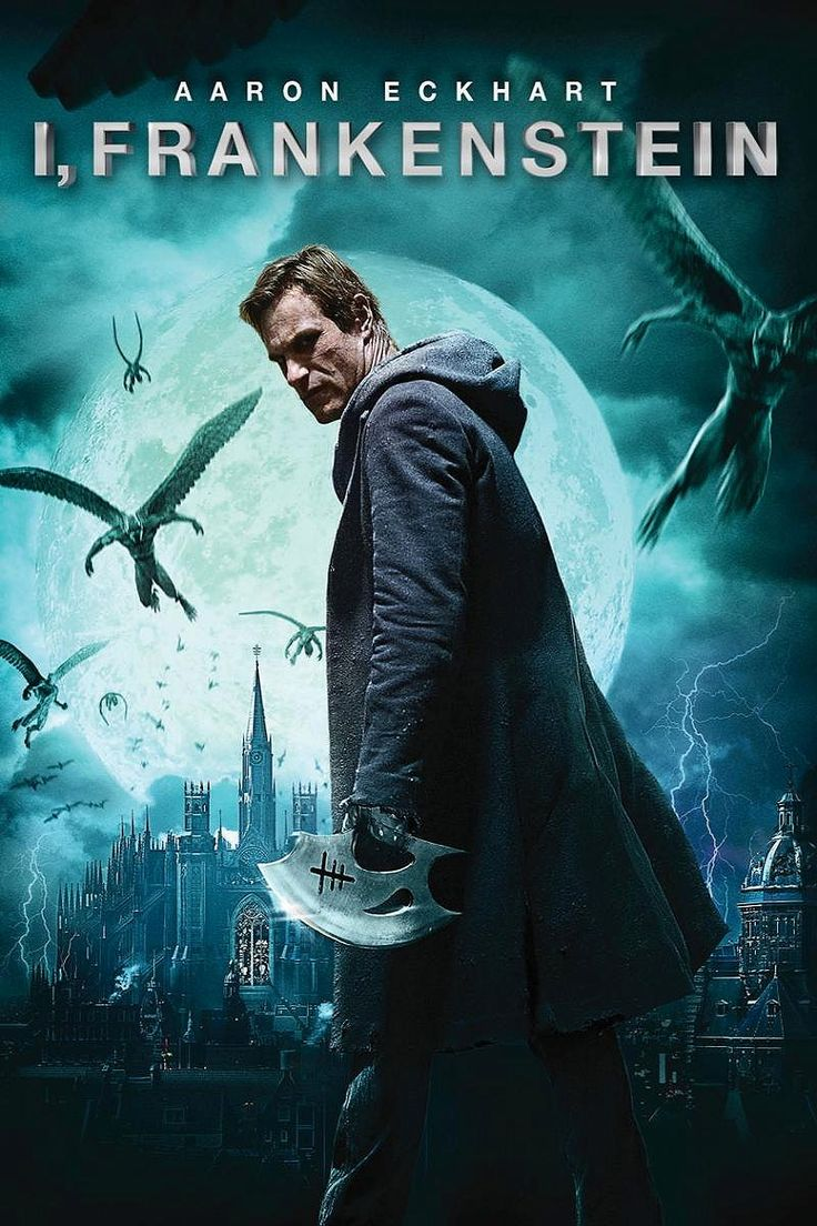 "I, Watched ""I, Frankenstein"" 