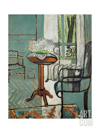 172 Best Paintings Of Interiors Images On Pinterest