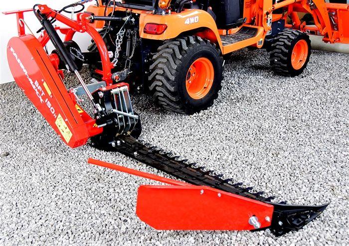 162 best farm equipment images on pinterest tractors - Sickle bar mower for garden tractor ...