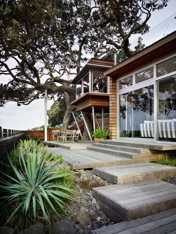 Thorne Bay House | Bossley Architects | Archinect