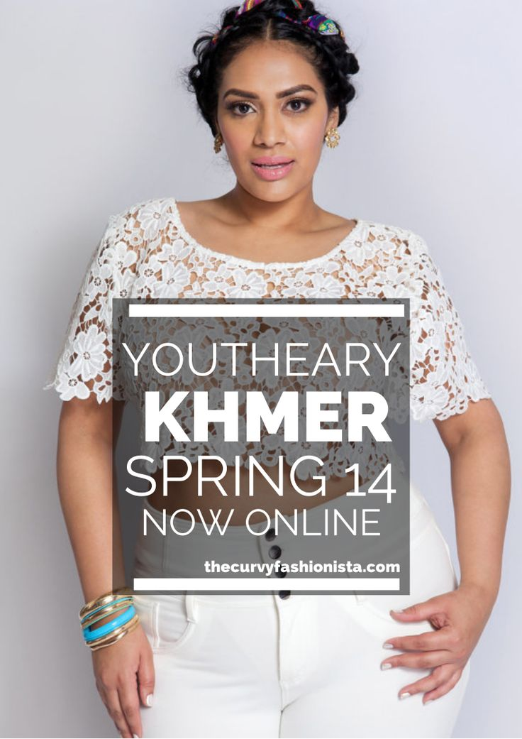 Youtheary Khmer Spring 2014 Collection Now Online!