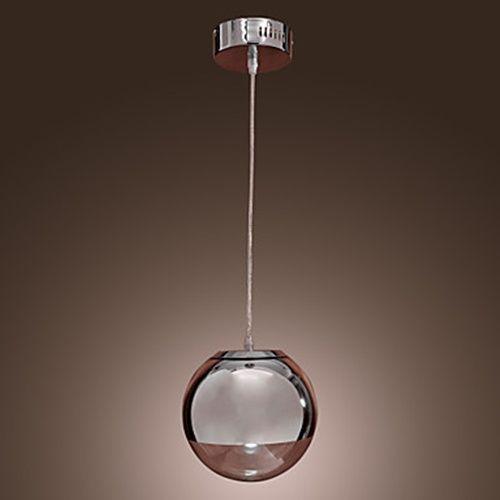 60W Pendant Light In Globe Metal Shape LightSuperDeal