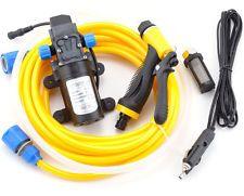 12V Wasserpumpe Hochdruckpumpe Membranpumpe für Camping Autowäsche Reinigung