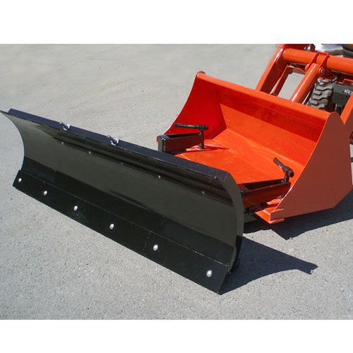 Clamp-On Grader/Snow Blade, 72""