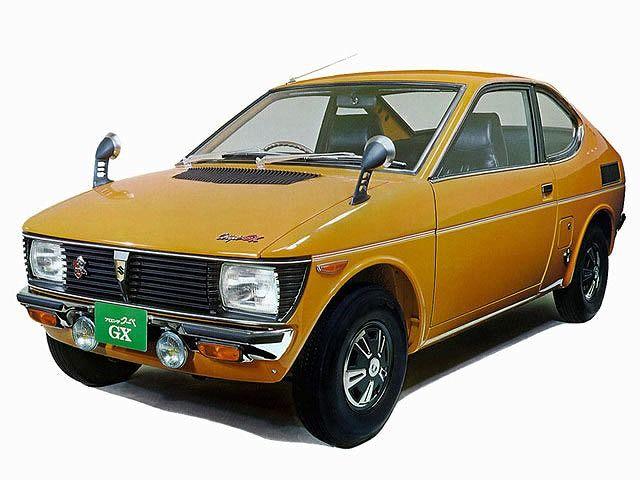 スズキ フロンテクーペ '71-'76 (出典:favcars.com)