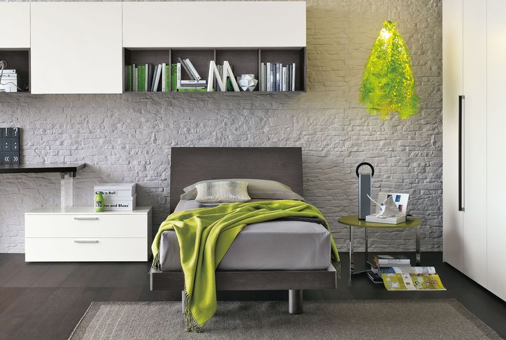 #letto per camerette modello Clio | gruppotomasella.it