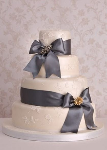 vintage wedding cake design