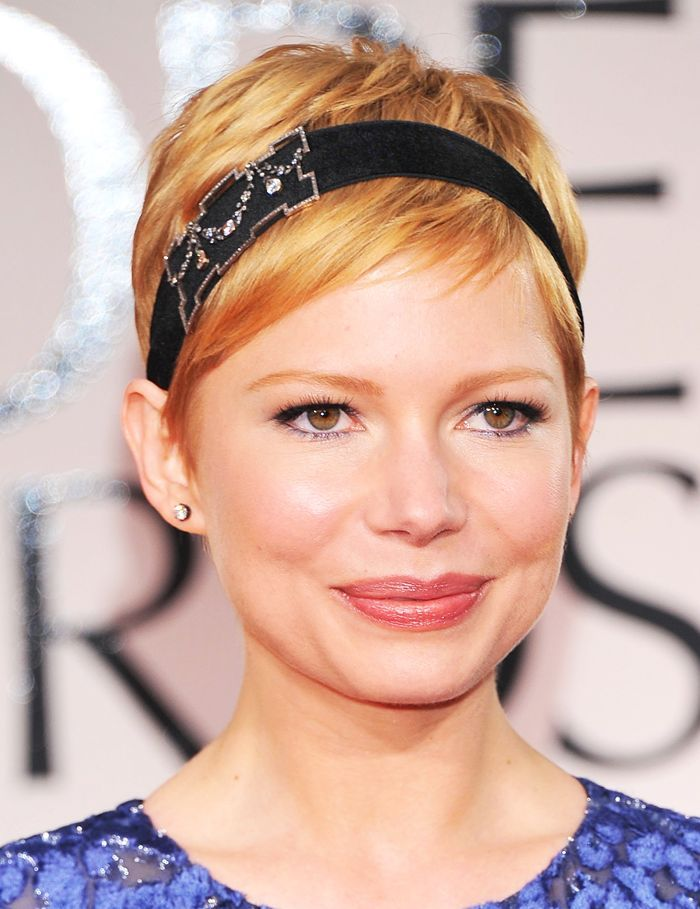 It wasn't easy, but we chose 14 of Michelle Williams's hairstyles we&#39...
