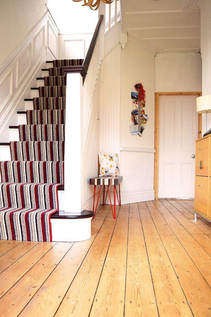 Edwardian Hallway