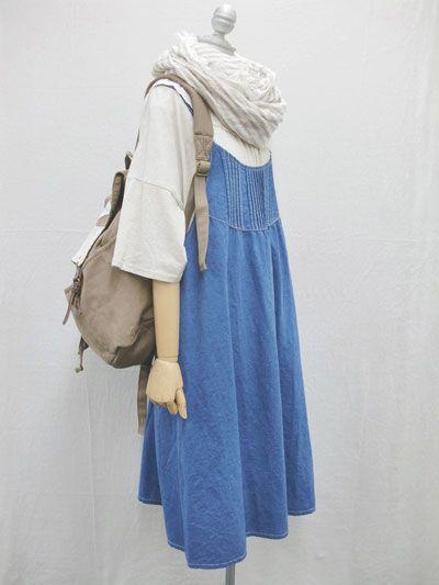 Japanese fashion -  Mori girl dress http://spotpopfashion.com/h75f