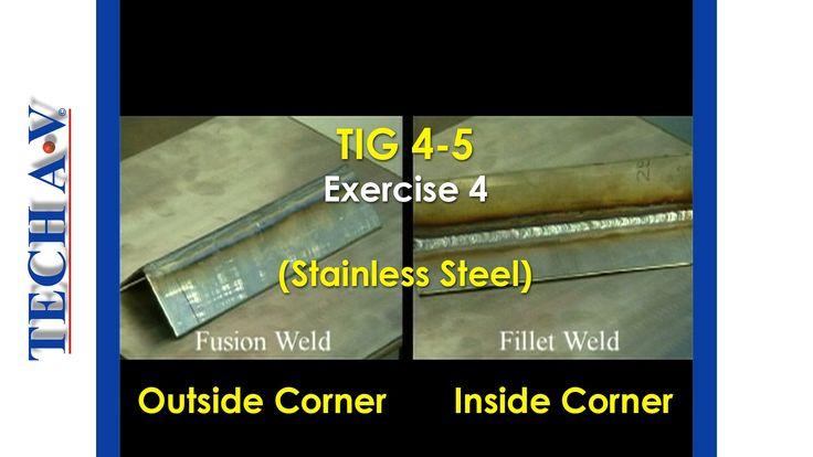 Tungsten Inert Gas Welding (TIG Welding) Part 17 of 19