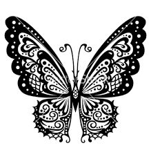lace butterfly tattoo - Buscar con Google