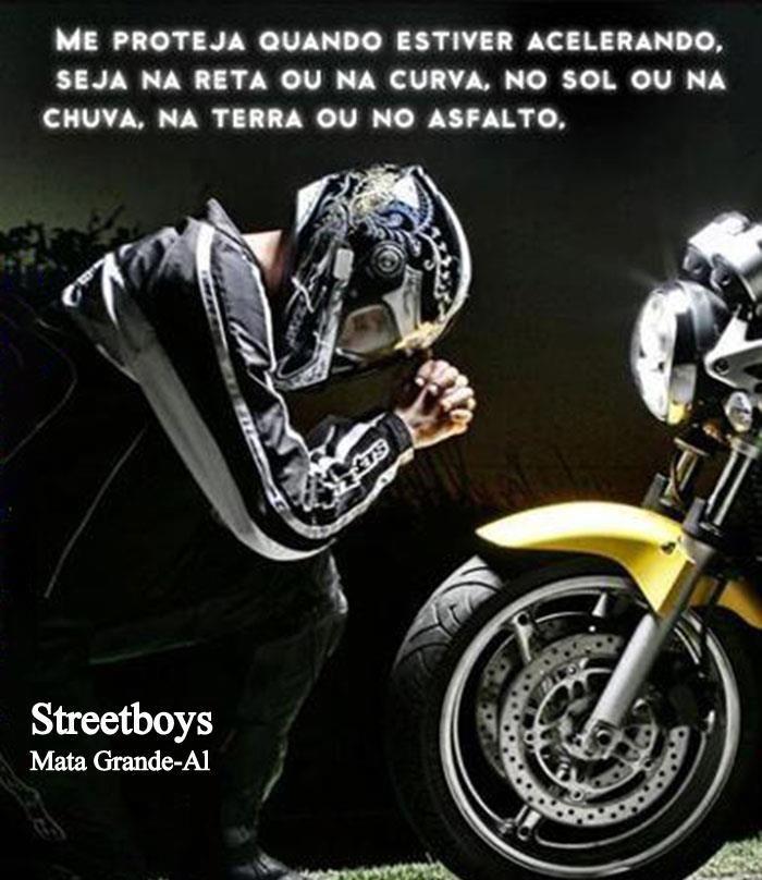 Bela Moto: Oração do Motoqueiro