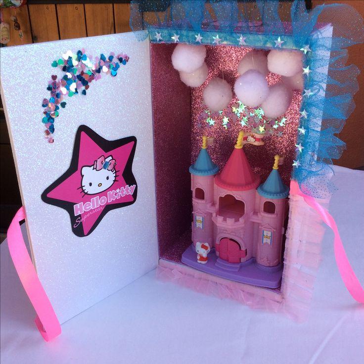 Hello Kitty box Natal 2016
