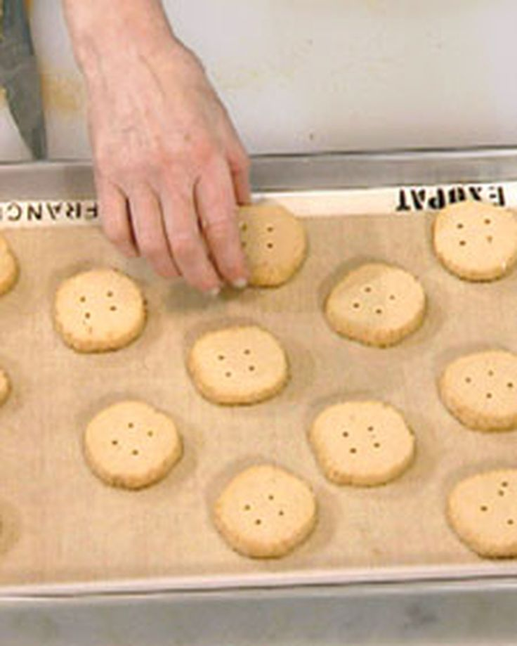 Since these sublime cookies rely on butter for much of their flavor, use the best quality creamery butter you can find.