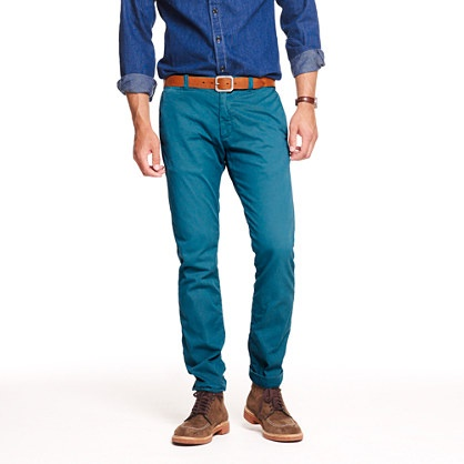 Sun-faded chino ( deep peacock): Sunfad Chino, Men Fashion Shoes, Fit Jcrew, 484 Fit For, Men Style, Men'S Fashion, Chinese Fit, Jcrew Sunfad, Jcrew Deep