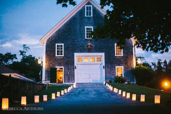 Mt Hope Farm Wedding by Rebecca Arthurs