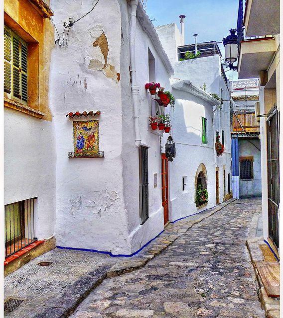 Sitges, Catalunya.