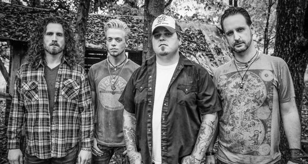 """Black+Stone+Cherry+Unveil+""""The+Gambler""""+Video+With+Billy+Ray+Cyrus"""