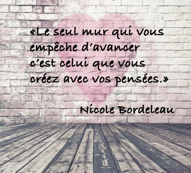 Citations de Nicole - Nicole Bordeleau