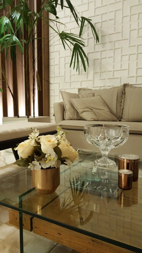 Projeto de Interior M | C  #sala #saladeestar #saladejantar #decoração #arquiteto  #projetodeinteriores #livingroom