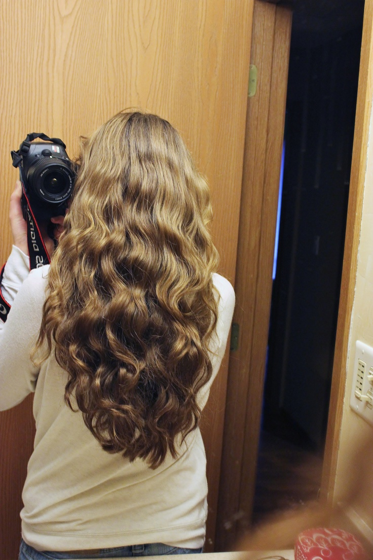 how to grow curly hair overnight