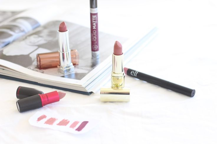 5 Lipstick Must Haves www,sarahjeanne.co.za pinterest @heysarahjeanne