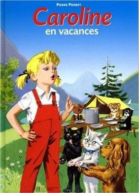 Caroline En Vacances (French Edition): Pierre Probst: 9782010104350: Amazon.com…