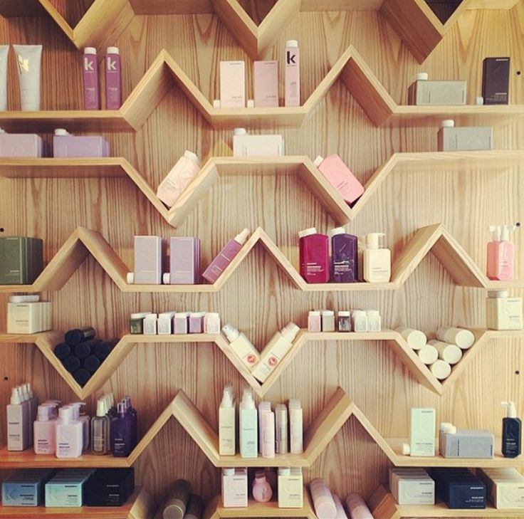 Beautiful Kevin Murphy Display Salon Retail Display