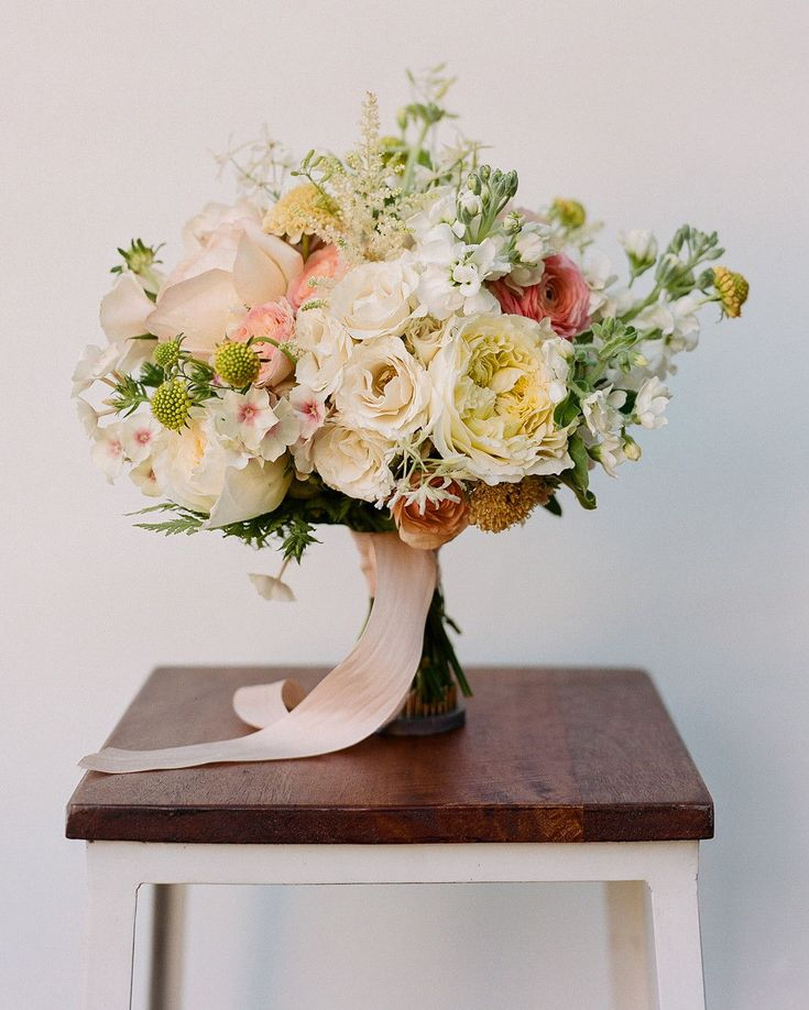 Low Budget Wedding Flowers: Rose Wedding Bouquets For Every Budget—from $100 To $500