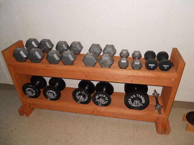 Stojak Na Ciężary Dla Komfortu I Bezpieczeństwa Http Manmax Pl Workout Roomercise Roomsdumbbell Rackweight