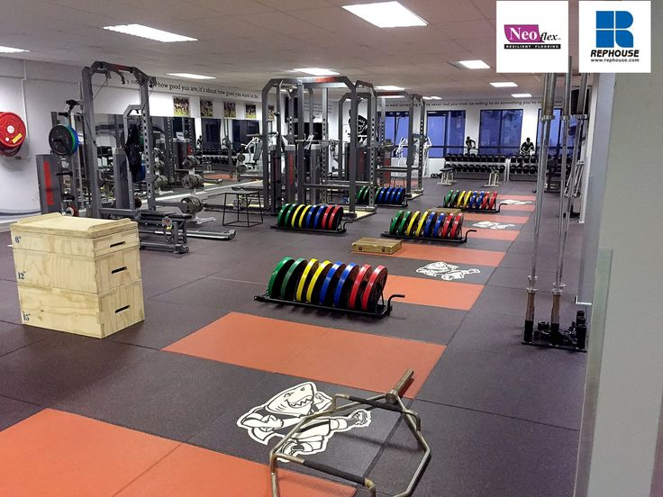 Inspirational Crossfit Gym Flooring