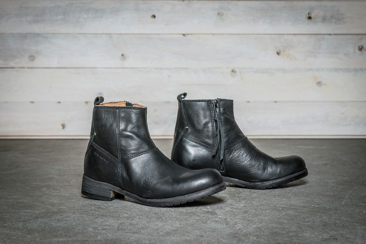 PLAZAC Zip boot