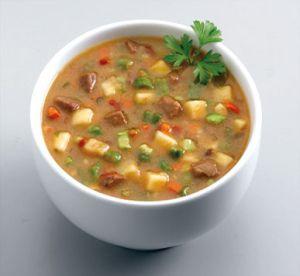 немецкий суп «Айнтопф»