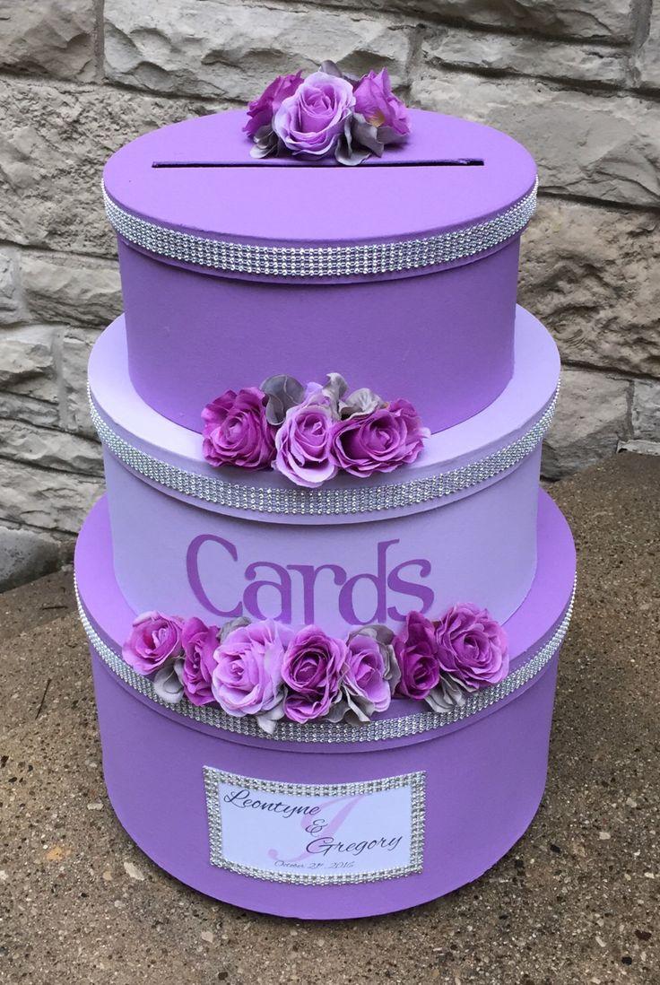 The 25 best Wedding card boxes ideas on Pinterest Diy wedding