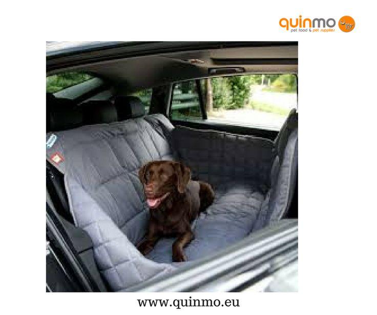 Altijd maar de auto onder hondenhaar.... bbrrr. Dat is nu verleden tijd met deze Doctor Bark beschermhoes.  Wat vind jij van deze oplossing voor in de auto?