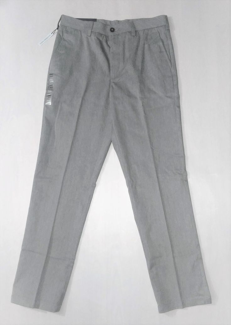 Our New Arrival Croft & Barrow Me... Check it out here:  http://eden-online-boutique.com/products/croft-barrow-mens-casual-pants-straight-fit-flat-front-size-32-x-34-gray?utm_campaign=social_autopilot&utm_source=pin&utm_medium=pin
