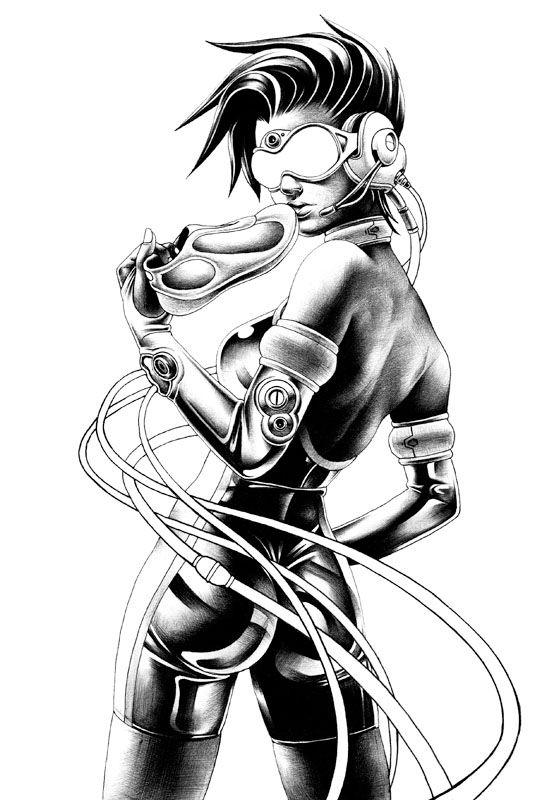 Illustration by hakuchi