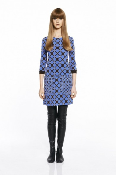 collette by Collette Dinnigan Peggy Sue Jersey Dress with Pocket