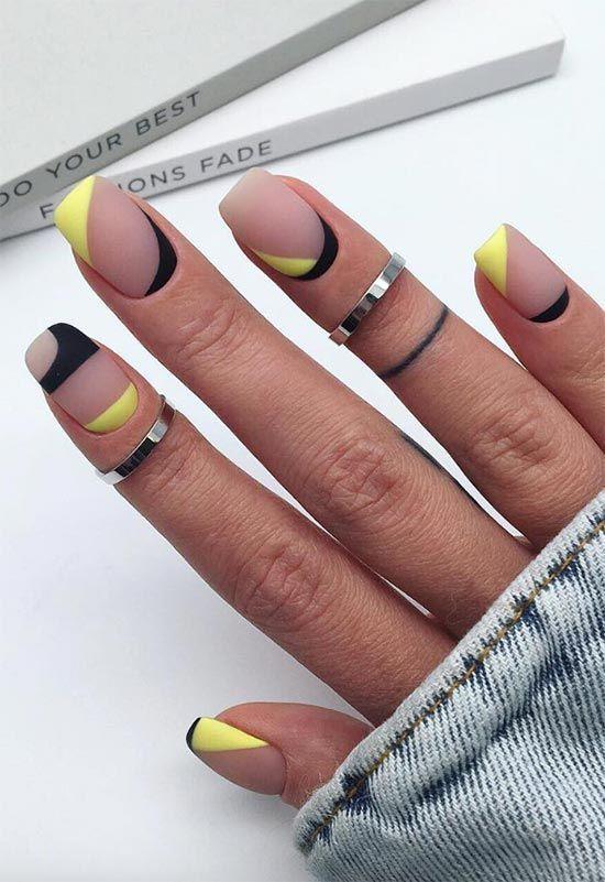 Die 15 besten matten Nagellackfarben und matten Decklacke: #mattenails #nails #nailart … – nail
