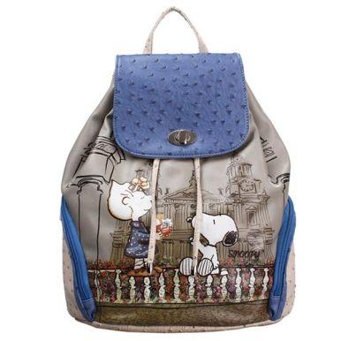 Vogue High Quality Cartoon Pattern Ladies Backpack