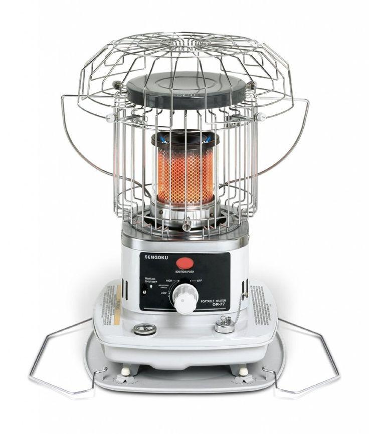 small kerosene heater